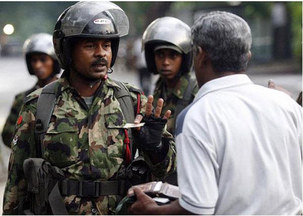 Jaffna Army and Pepole