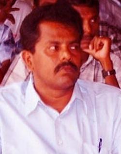 Vanni district MP Sivashakthi Anandan