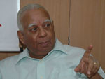 TNA Leader and parliament member R.Sambanthan
