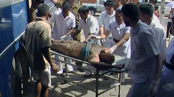 Vavuniya prison attack