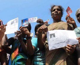 Tamil Women Dissappirance