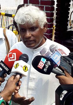 Father Sathi - Political Prisnoers i